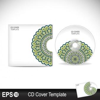 Diseño de cubierta de cd