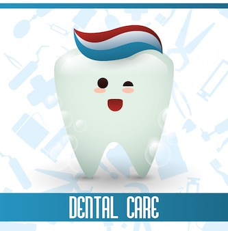 Diseño de cuidado dental