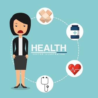 Diseño de cuidado de la salud
