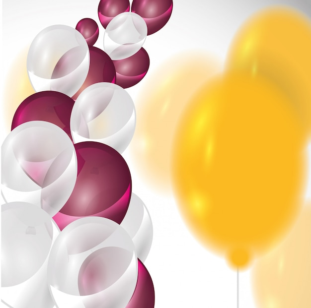 Diseño de cumpleaños