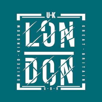 Diseño de camiseta de tipografía