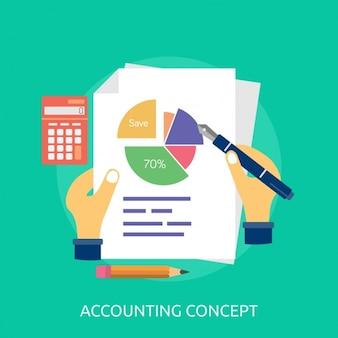 Diseño de fondo de contabilidad