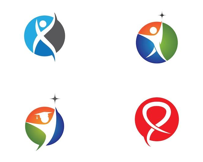 Diseño de ilustración de icono de vector de salud
