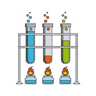 Diseño de laboratorio de ciencia