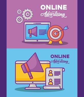 Diseño de publicidad en línea