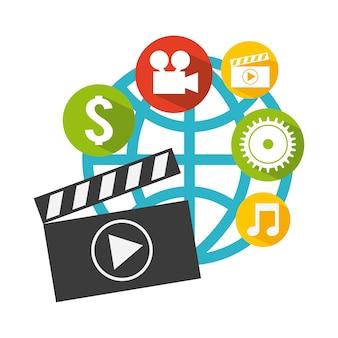 Diseño de reproductor de video