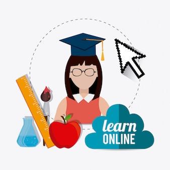 Diseño digital de e-learning.