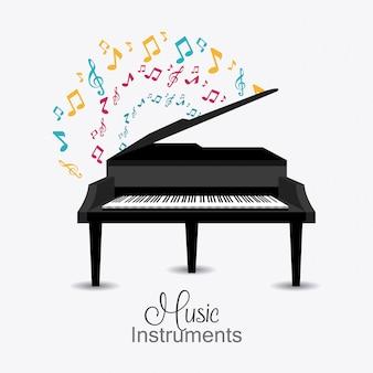 Diseño digital de música.