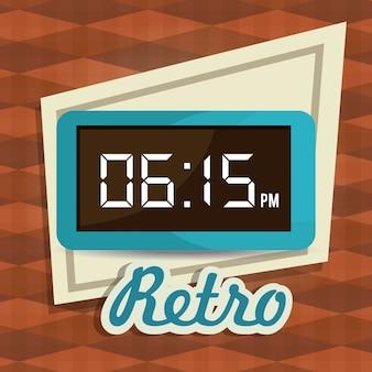 Diseño digital del tiempo.