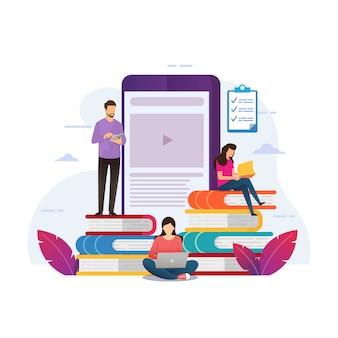 Diseño educativo para curso en línea