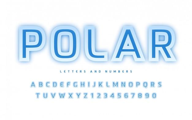 Diseño elegante sin letras y números sans serif