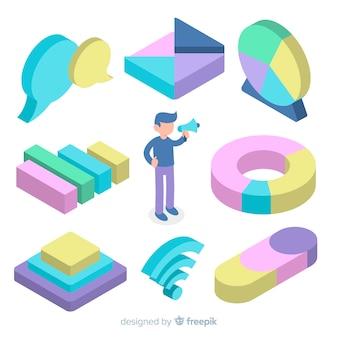 Diseño de elementos de marketing digital