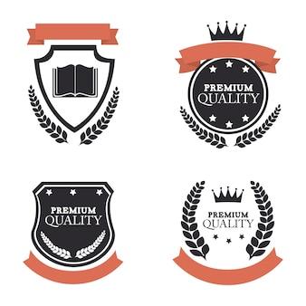 Diseño de emblema