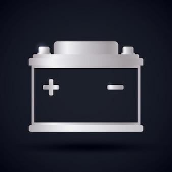 Diseño de la energía de la batería.