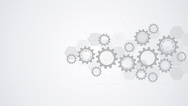 Diseño de engranajes y mecanismos de rueda dentada