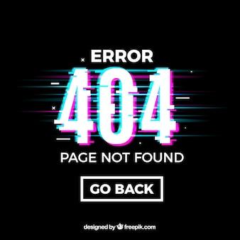 Diseño de error 404