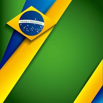 Diseño de estampillas de brasil