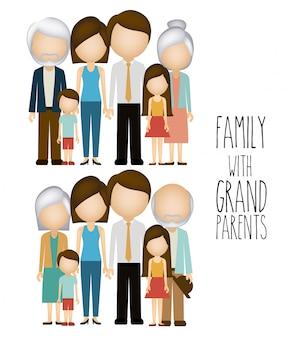 Diseño familiar