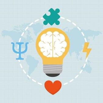 Diseño de fisiología y salud mental
