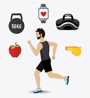 Diseño de fitness
