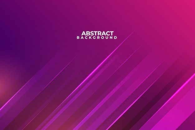 Diseño de fondo abstracto con elemento de forma diagonal púrpura