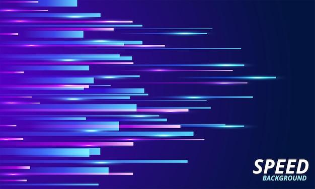 Diseño de fondo abstracto con estilo moderno de rayos de lujo