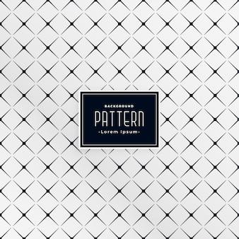 Diseño de fondo abstracto del patrón cruzado