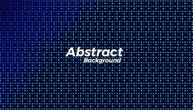 Diseño de fondo abstracto puntos creativos