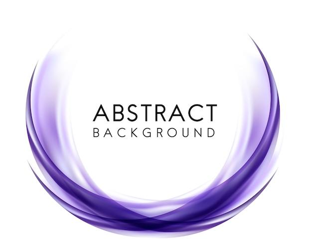 Diseño de fondo abstracto en púrpura
