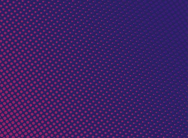 Diseño de fondo abstracto de semitono