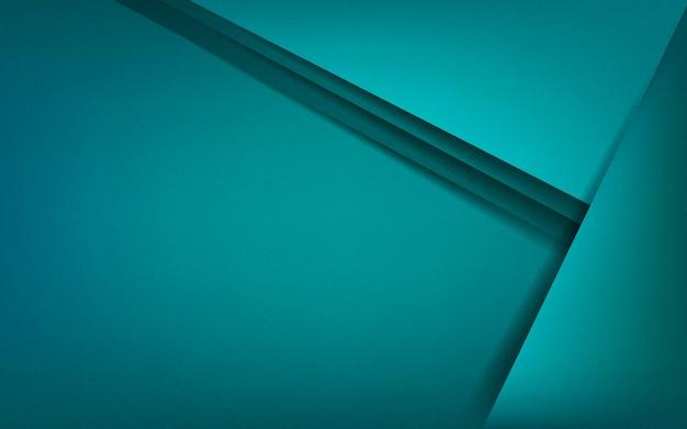 Diseño de fondo abstracto en verde oscuro