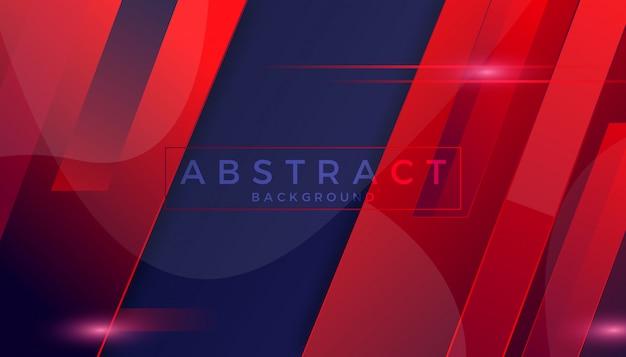 Diseño del fondo con estilo abstracto