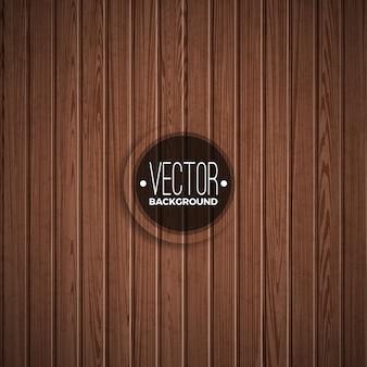 Diseño de fondo de madera de textura de vector. ilustración de madera del vintage oscuro natural.