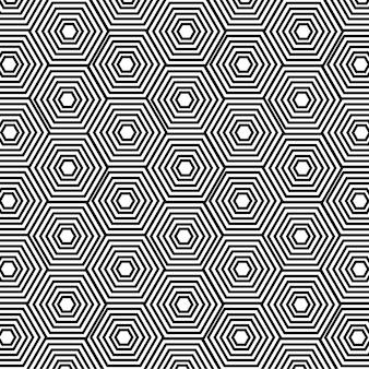 Diseño de fondo de pantalla, patrón abstracto geométrico