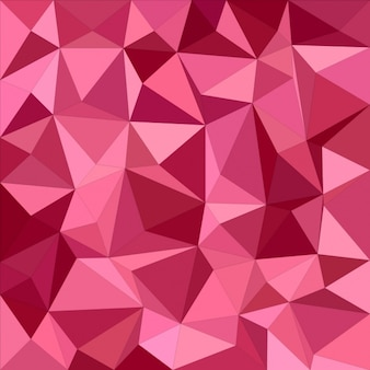 Diseño de fondo poligonal
