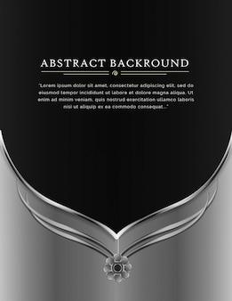 Diseño de fondo de tarjeta de invitación