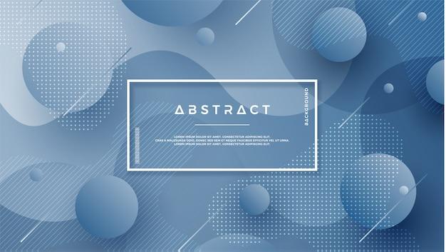 Diseño de fondo con textura azul en estilo 3d.