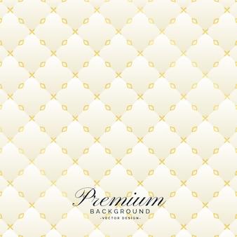 Diseño de fondo de textura de tapicería blanca