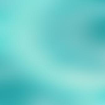 Diseño de fondo turquesa desenfocada