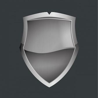 Diseño de forma de escudo