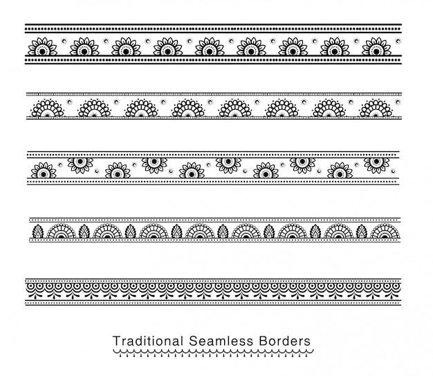 Diseño de fronteras sin costuras