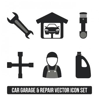 Diseño de garaje