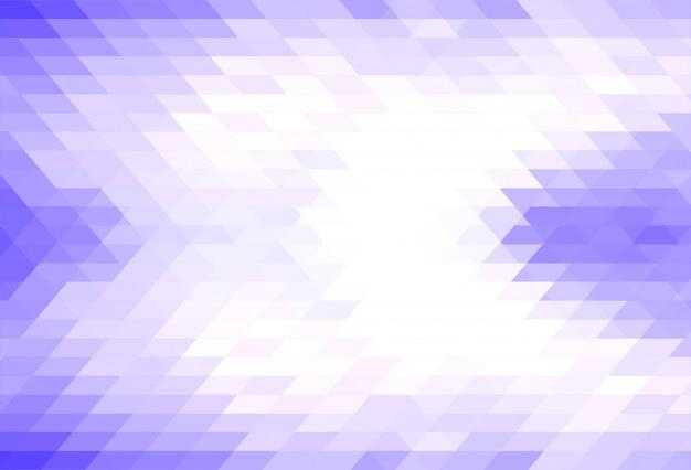 Diseño geométrico colorido abstracto