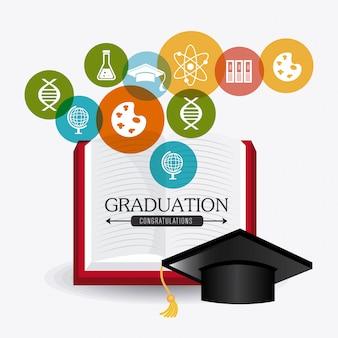 Diseño de graduación de estudiantes