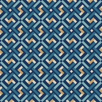 Diseño gráfico decoración patrón abstracto vector de fondo
