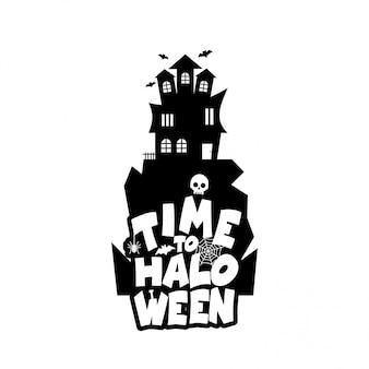 Diseño de halloween