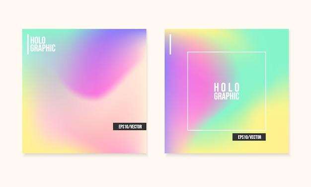 Diseño holográfico