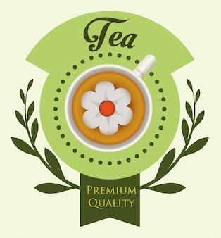 Diseño de la hora del té