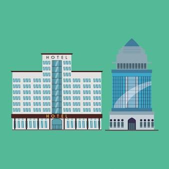 Diseño de hotel