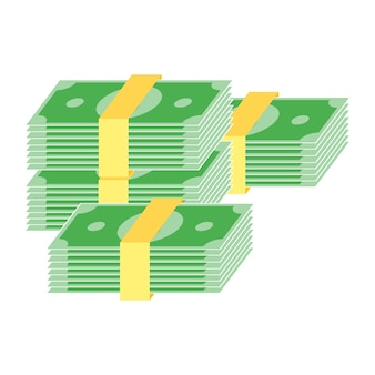 Diseño de icono de dinero en efectivo